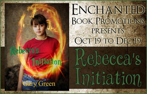 Author Interview Rebecca's Initiation