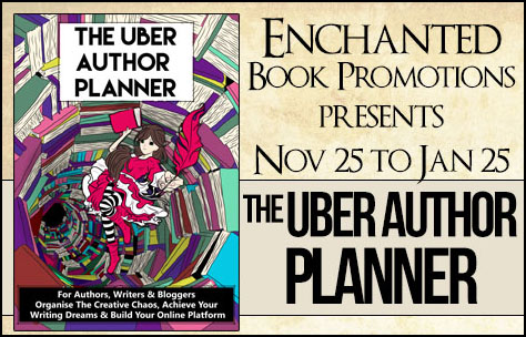 Promo Post The Uber Author Planner