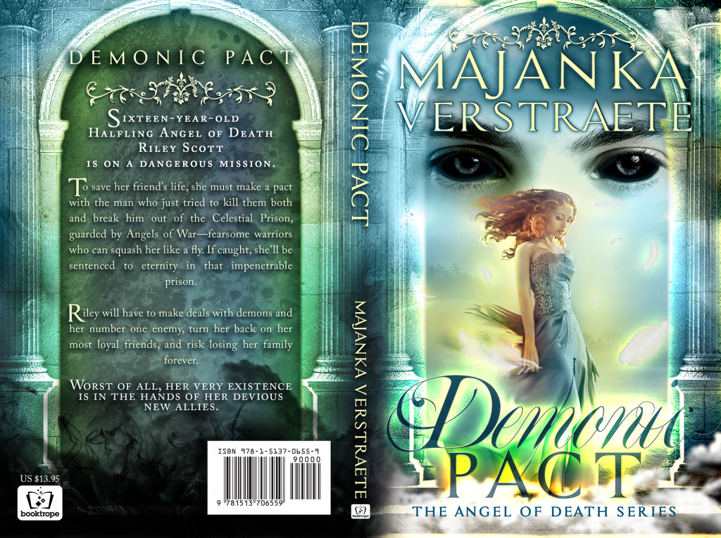 Cover Reveal Demonic Pact