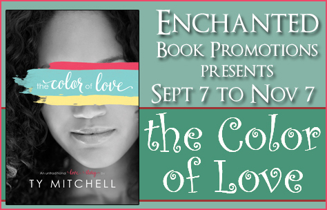 Author Interview with Ty Mitchell