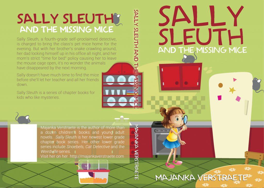 New Series: Sally Sleuth