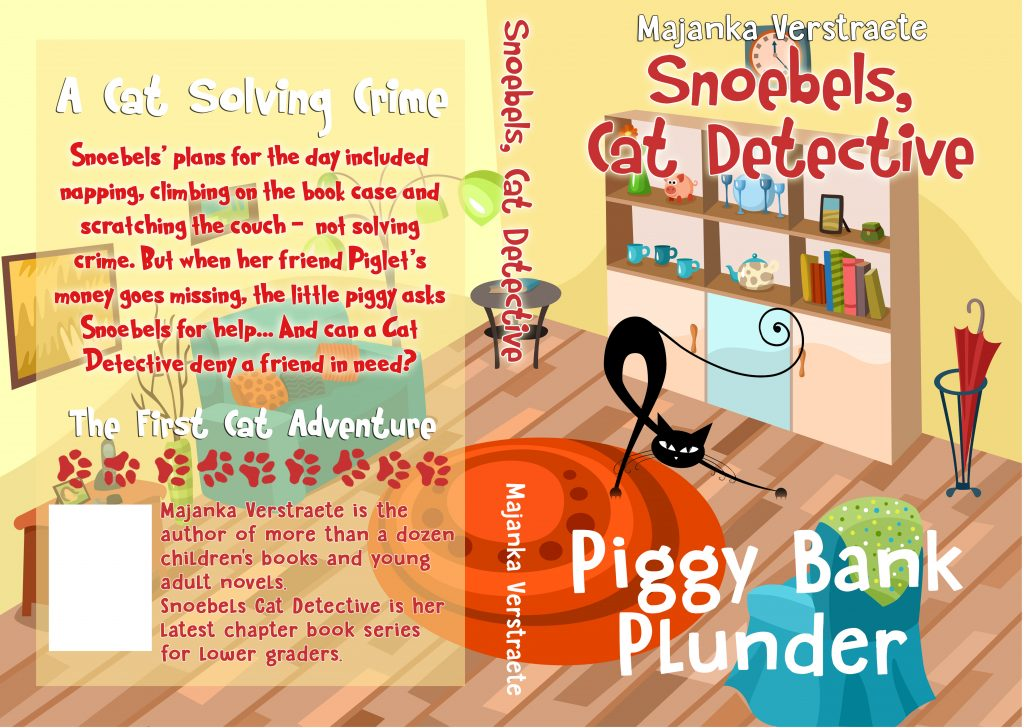 New Series: Snoebels, Cat Detective