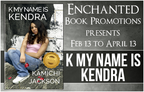 Author Interview with Kamichi Jackson
