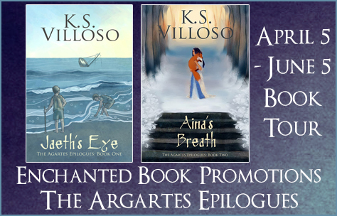 Author Interview with K.S. Villoso
