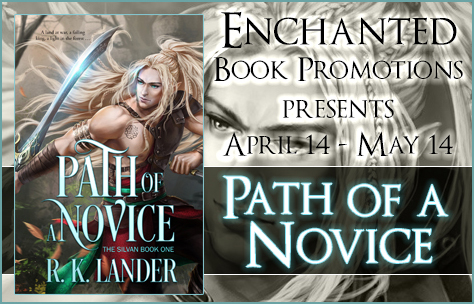 Author Interview with R.K. Lander