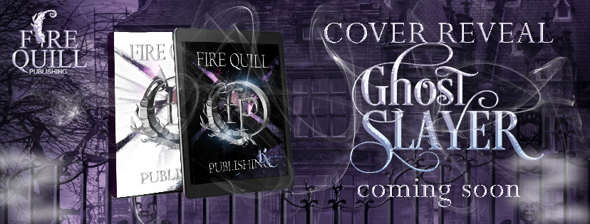 Upcoming Cover Reveal Ghostslayer