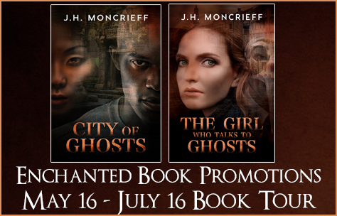 Author Interview with J.H. Moncrieff