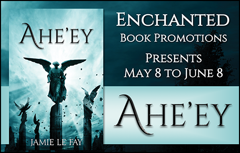 Book Promo: Ahe'ey