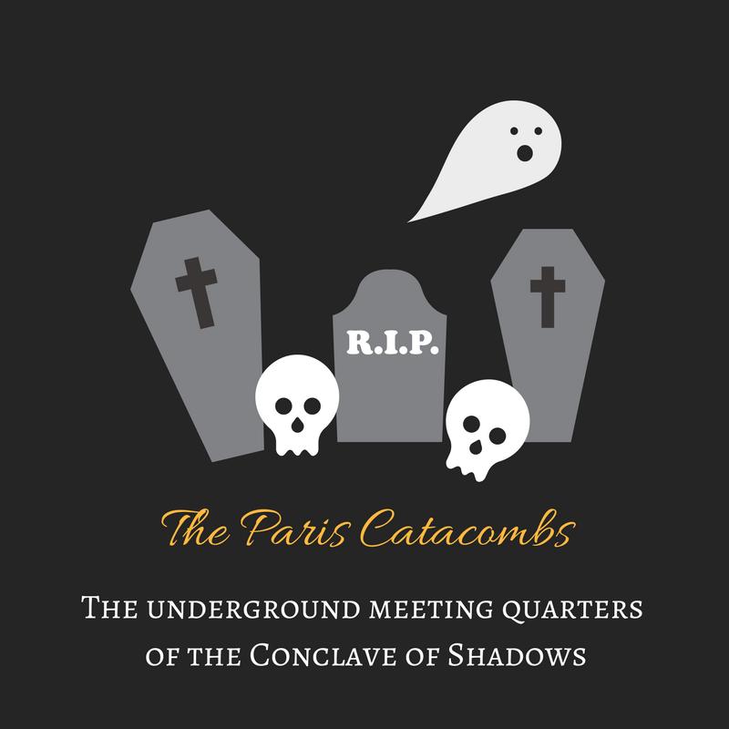 The Adventures of Marisol Holmes: Paris Catacombs