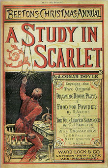 A Study in Scarlet vs. A Study in Shifters