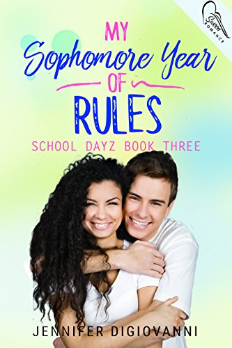 Book Spotlight: My Sophomore Year of Rules