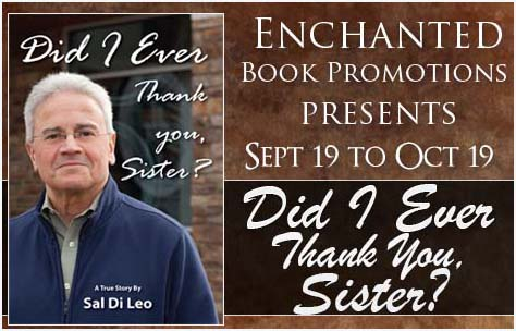 Author Interview with Sal Di Leo