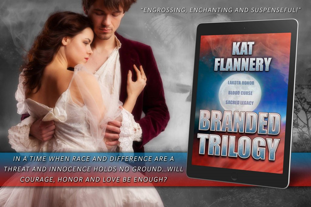 Author Interview with Kat Flannery