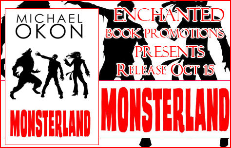 Release Blitz Monsterland