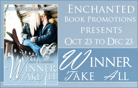 Book Excerpt and Giveaway Winner Take All