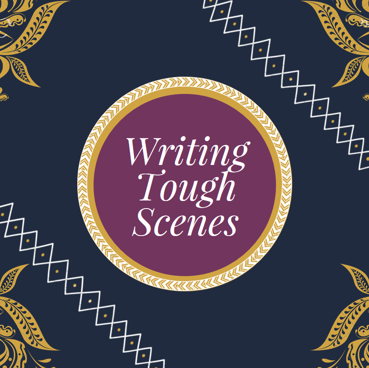 The Adventures of Marisol Holmes: Writing Tough Scenes