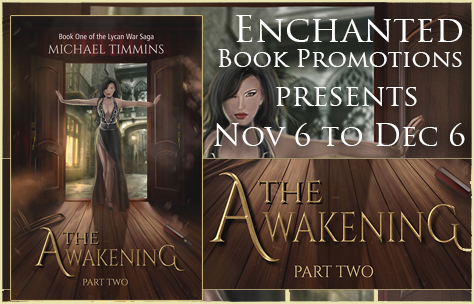 Author Interview with Michael Timmins