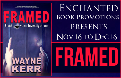 Author Interview with Wayne Kerr