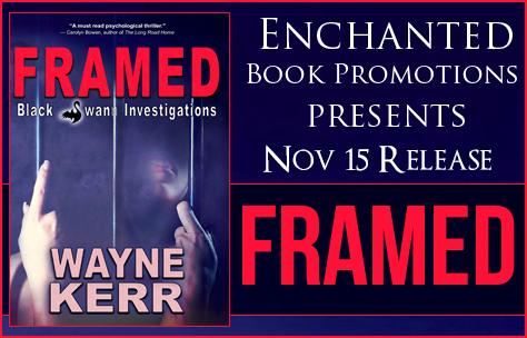 Book Release: Framed