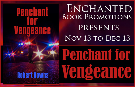 Author Interview and Giveaway with Robert Downs
