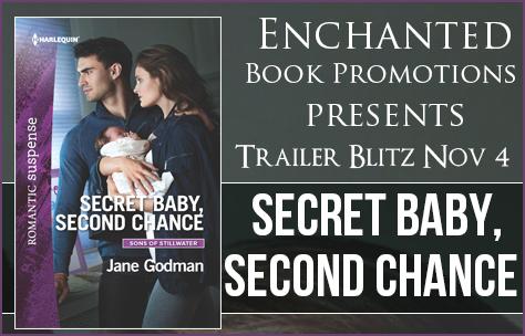 Book Trailer Blitz Secret Baby, Second Chance