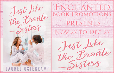 Author Interview and Giveaway Just Like The Brontë Sisters