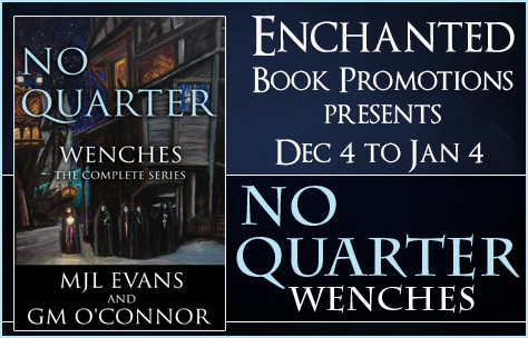 Promo Post No Quarter: Wenches