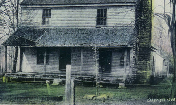 Real Haunted Houses: The Bell Witch Farm
