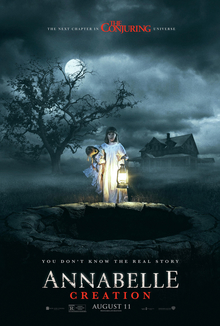 Movie Review: Annabelle: Creation