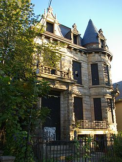 Real Haunted Houses: Franklin Castle