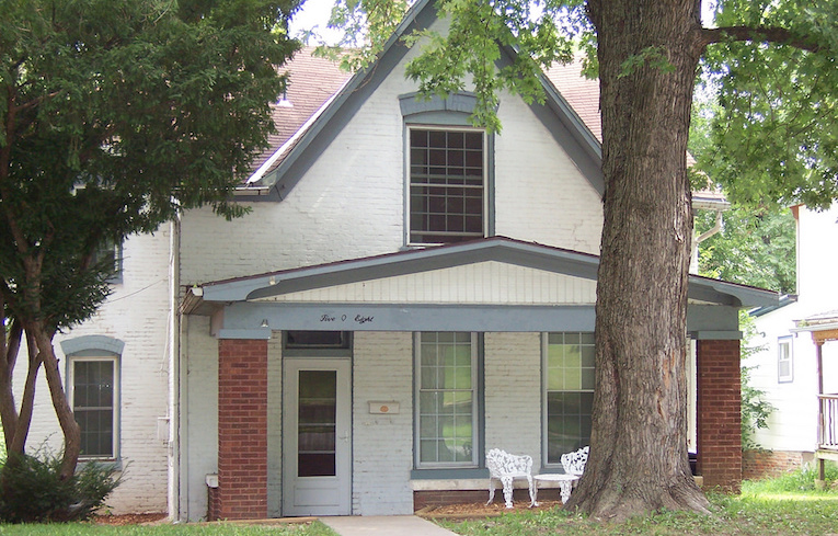 Real Haunted Houses: The Sallie House