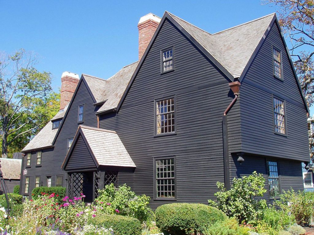 Real Haunted Houses: House of the Seven Gables