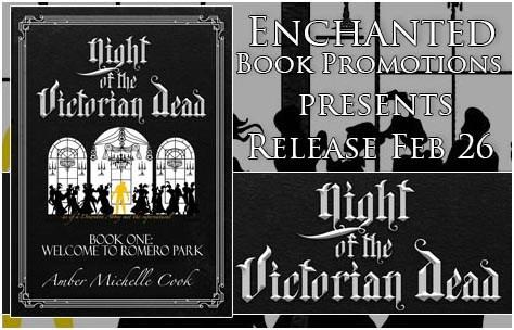 Release Blitz Night of the Victorian Dead
