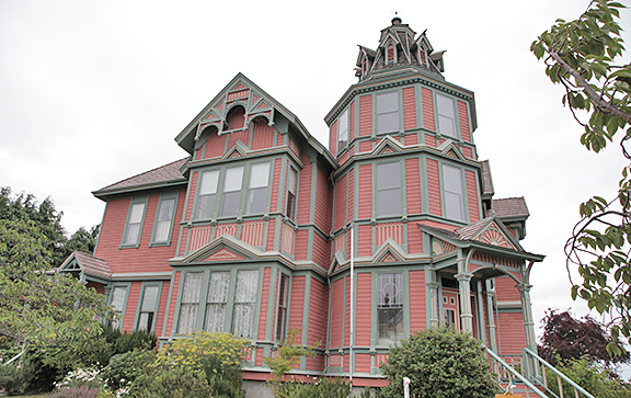Real Haunted Houses: Ann Starrett Mansion
