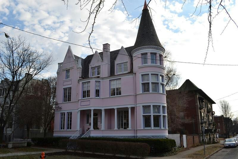Real Haunted Houses: The Pink Palace