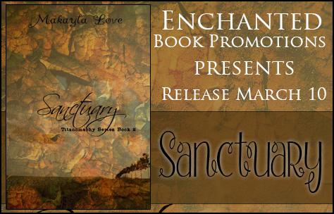 Author Interview Sanctuary