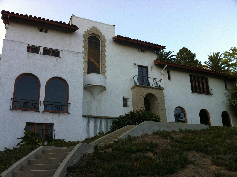Marvelous Real Haunted Houses: Los Feliz Murder Mansion