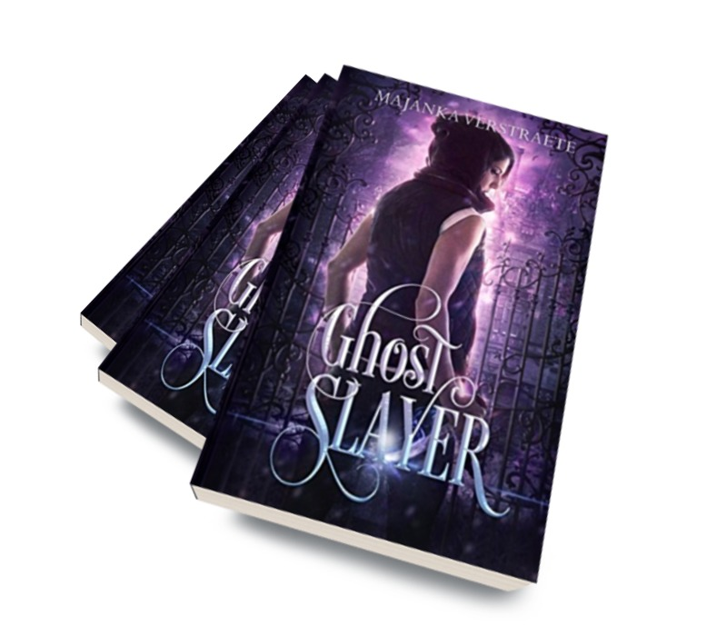 Ghost Slayer Release Day!