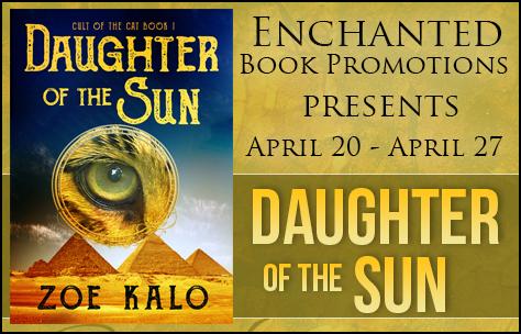 Book Spotlight Blast: Daughter of the Sun