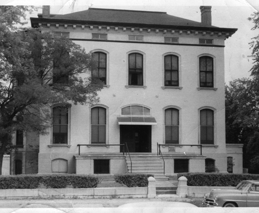Real Haunted Houses: The Lemp Mansion