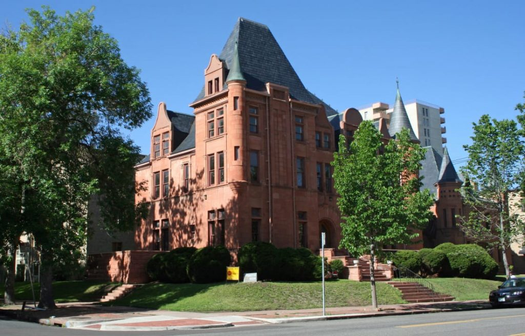 Real Haunted Houses: Croke-Patterson Mansion