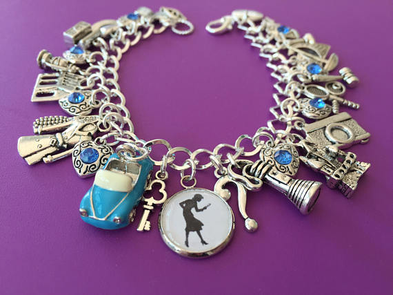 Win a charm bracelet to celebrate the cover reveal of The Sign Of The Serpent!