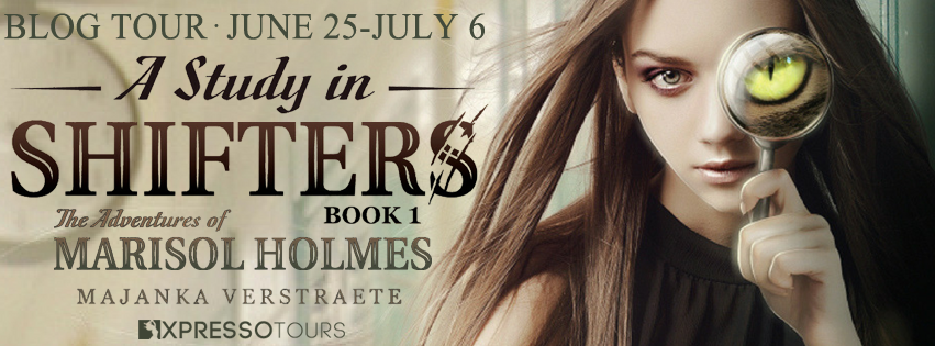 Book Tour A Study in Shifters