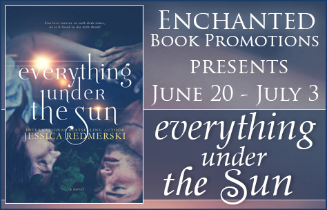 Author Interview Everything Under The Sun