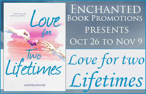 Book Excerpt and Giveaway Love for Two Lifetimes