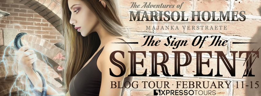 Book Tour The Sign Of The Serpent