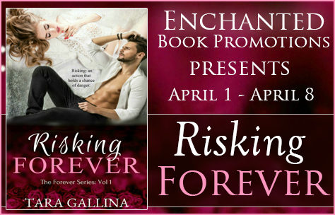 Book Tours: Promo Risking Forever