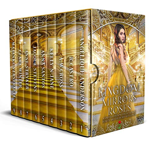 New Box Set Release: Kingdom of Mirrors and Roses