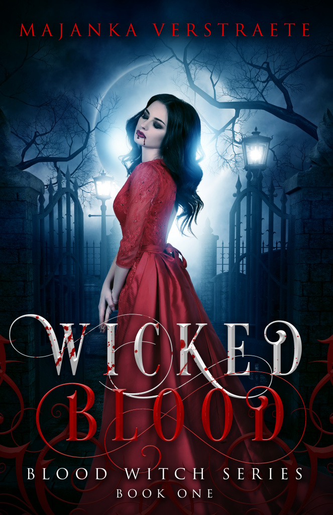 Wicked Blood is up on Wattpad