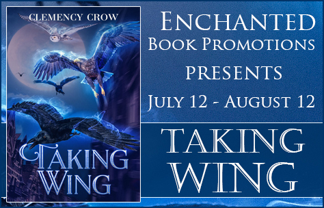 Author Interview with Clemency Crow